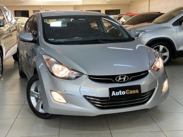 Hyundai Elantra 2.0! GLS! Top! Impecável! Até 100 % financiado - Foto 20