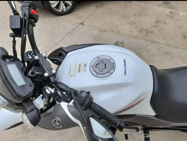 Yamaha Fazer 250 Blueflex 2017 Impecável, Ipva 2021 Pago - Foto 6