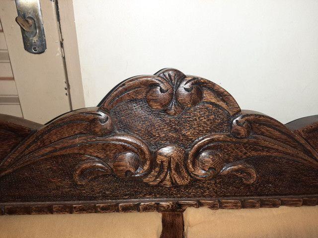 Sofá colonial madeira maciça  - Foto 6