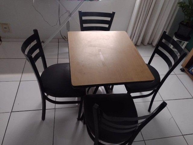 Mesa e Cadeiras Subway - Foto 3