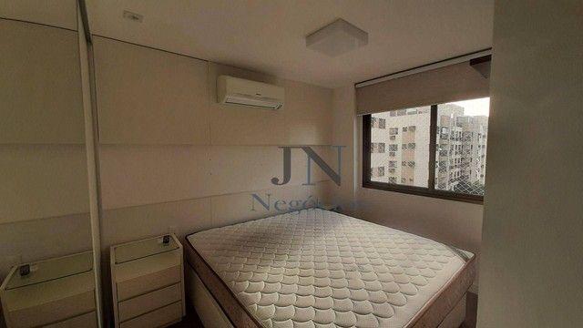 Apartamento com 2 dormitórios para alugar, 69 m² por R$ 2.500,00/mês - Gragoatá - Niterói/ - Foto 16