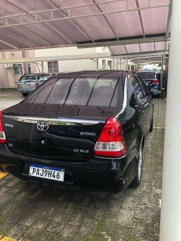 Toyota Etios sedan 1.5 XLS - Foto 2