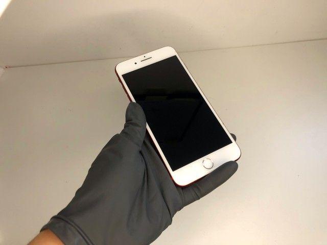 iPhone 7 Plus Red 128 GB - Foto 3