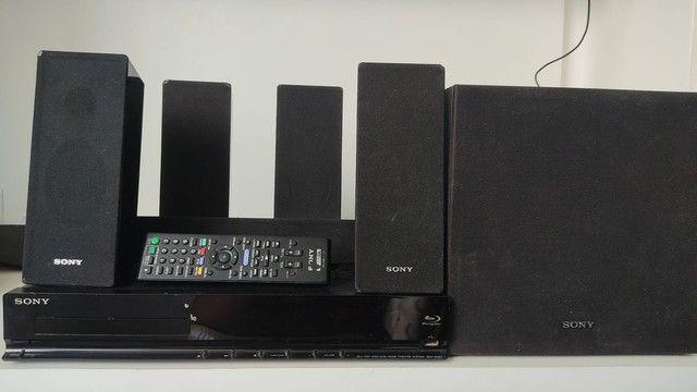 Home Theater SONY  Integrado com Blu-Ray