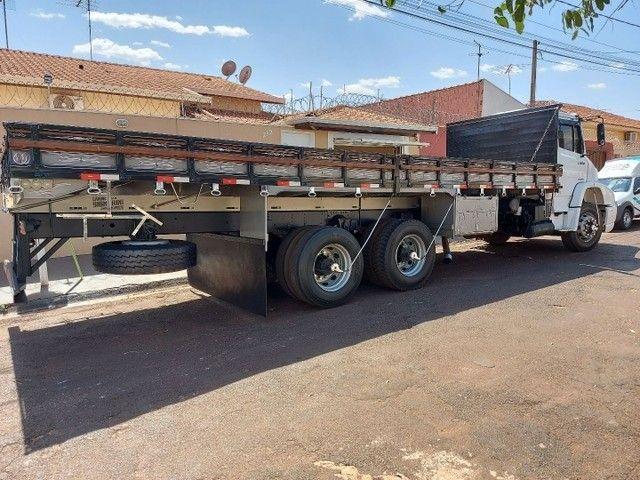 Caminhão 1620 2008 - Foto 7