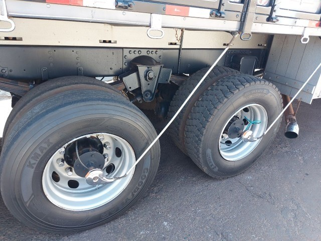 Caminhão 1620 2008 - Foto 3