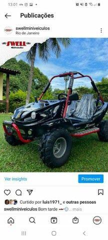 Mini Buggy Zero Km Direto da Fabrica 12 X 959 sem entrada ( a partir de )