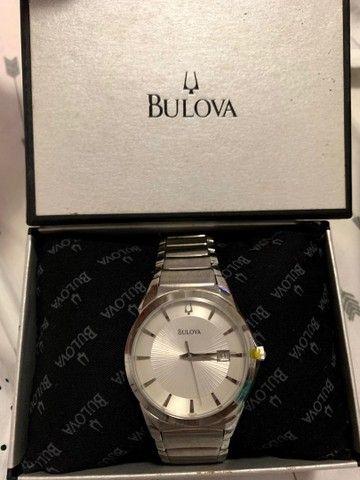 Relógio bulova original novo