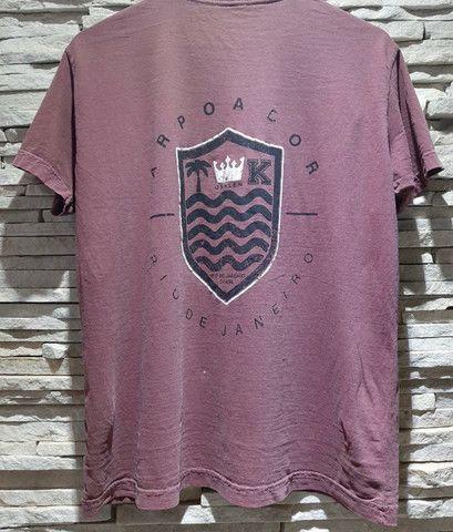 Osklen t-shirts - Foto 4