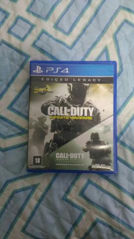 Call of duty if de ps4 (PlayStation 4)
