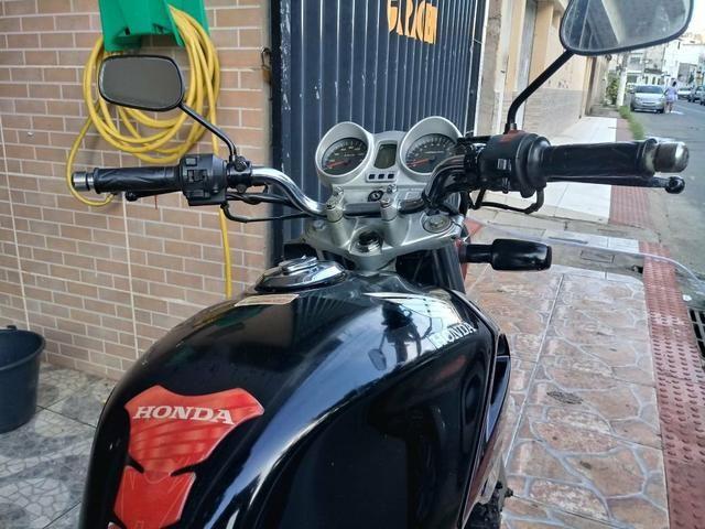Moto Twister Cb 250