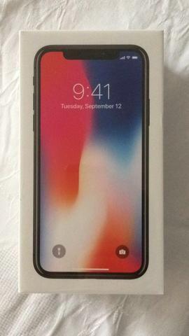 Vendo Iphone X - 64gb - preço muito bom