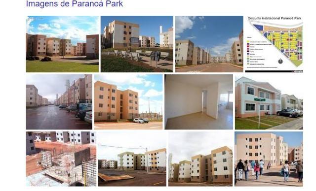 Apartamento no Paranoá Park