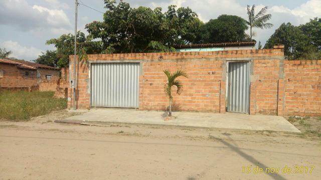 Vendo casa no bairro Ana Júlia próximo a pista da creche e posto de saúde