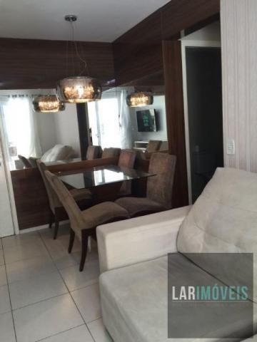 Apartamento 2 quartos/suite, em Valparaiso, lazer super completo
