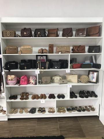 Vendo móveis para loja de calçados e acessórios - Foto 3