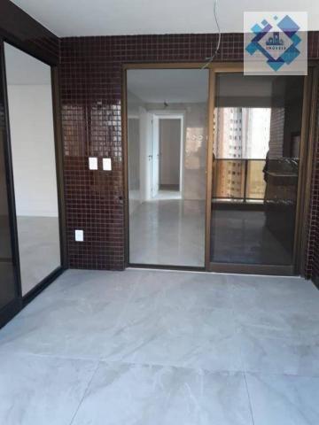 Apartamento com 4 dormitórios à venda, 235 m² por R$ 2.000.000 - Meireles - Fortaleza/CE - Foto 12