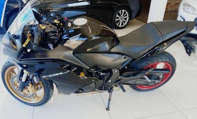 Honda cbr 600 F 2012 Nova