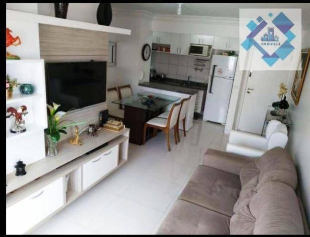 Apartamento com 3 dormitórios à venda, 65 m² por R$ 360.000 - Meireles - Fortaleza/CE - Foto 5