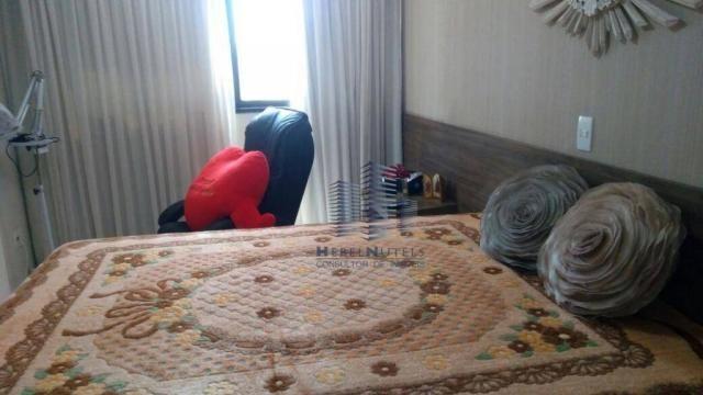 Apartamento com 2 dormitórios à venda, 110 m² por R$ 550.000 - Jatiúca - Maceió/AL - Foto 9