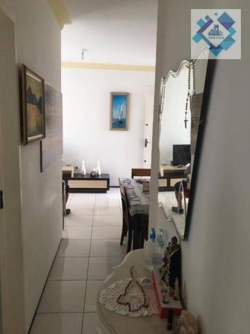 Apartamento com 3 dormitórios à venda, 62 m² por R$ 240.000 - Montese - Fortaleza/CE - Foto 5