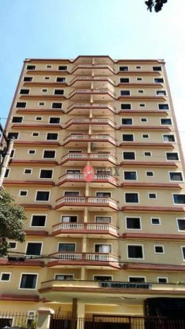 Apartamento com 3 dormitórios à venda, 100 m² por R$ 450.000 - Centro - Suzano/SP