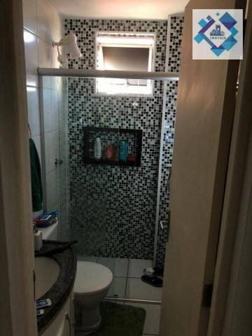 Apartamento 60m, ótima localização no Bairro de Messejana - Foto 16