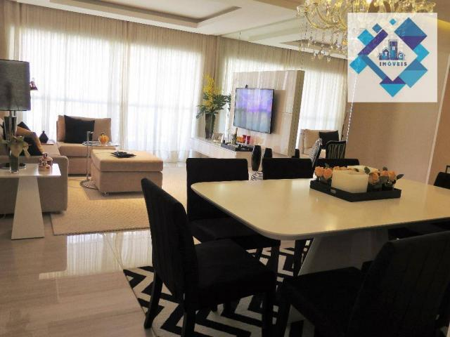 Apartamentos 158m² novo, pronto para morar na Aldeota!