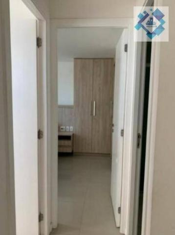 Apartamento com 2 dormitórios à venda, 68 m² por R$ 660.000 - Meireles - Fortaleza/CE - Foto 5