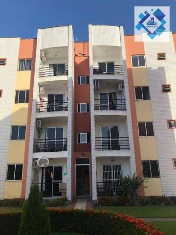 Apartamento 60m, ótima localização no Bairro de Messejana