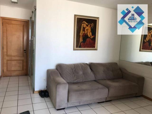 Apartamento 80m² no bairro do Cocó. - Foto 4