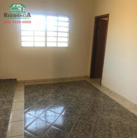 Chácara com 2 dormitórios para alugar, 4000 m² por R$ 2.500/mês - Chácaras Americanas - An - Foto 8