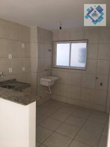 Apartamento com 3 dormitórios à venda, 60 m² por R$ 250.000 - Passaré - Fortaleza/CE - Foto 8