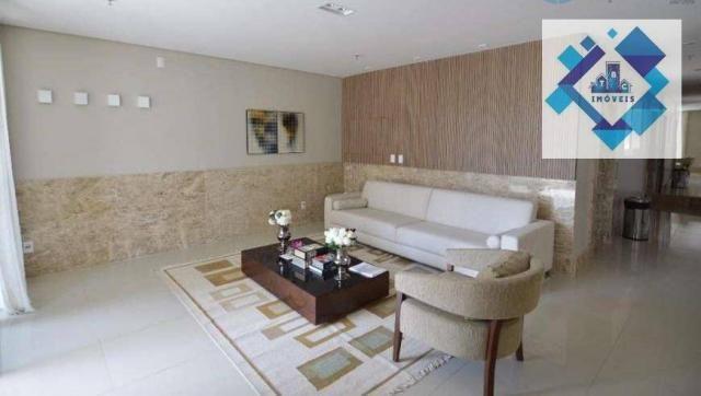 Apartamento projetado, para morar no bairro de Fátima. - Foto 9