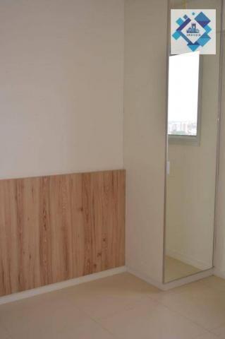 Apartamento projetado, para morar no bairro de Fátima. - Foto 14