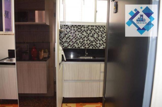 Apartamento residencial à venda, Fátima, Fortaleza. - Foto 6