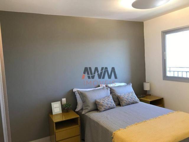 Apartamento com 2 dormitórios à venda, 66 m² por R$ 306.000 - Setor Coimbra - Goiânia/GO - Foto 8