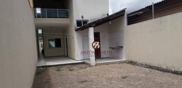 Casa com 4 dormitórios à venda, 165 m² por R$ 350.000,00 - Lagoa Redonda - Fortaleza/CE - Foto 17