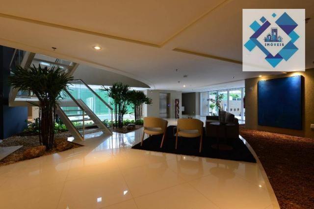 Apartamento alto padrão, 226m² com 4 suítes no Bairro do Meireles. - Foto 20