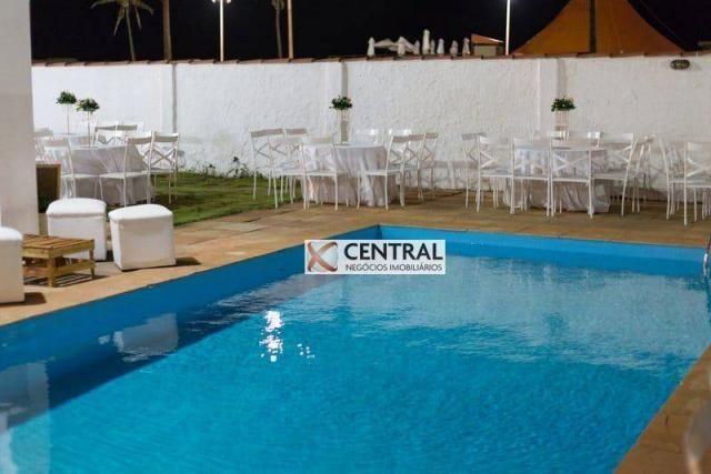 Casa com 11 dormitórios para alugar, 474 m² por R$ 22.000,00/mês - Pituaçu - Salvador/BA - Foto 16