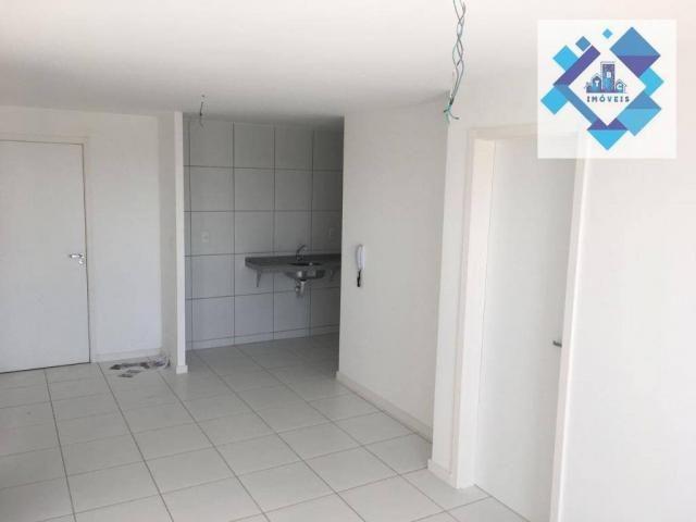 Apartamentos com 56,14 m² - Maraponga. - Foto 10