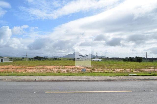 Terreno à venda, 435 m² por R$ 130.000,00 - Extensão do Bosque - Rio das Ostras/RJ - Foto 5
