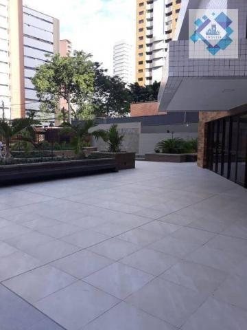Apartamento com 4 dormitórios à venda, 235 m² por R$ 2.000.000 - Meireles - Fortaleza/CE - Foto 3
