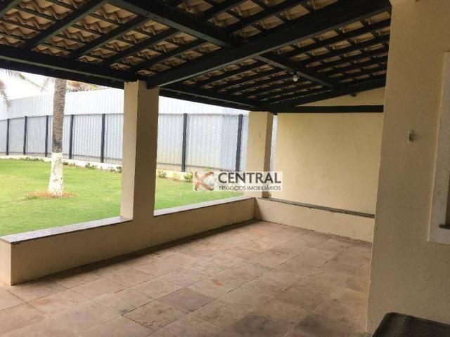 Casa residencial para locação, Jauá, Camaçari - CA0180. - Foto 9