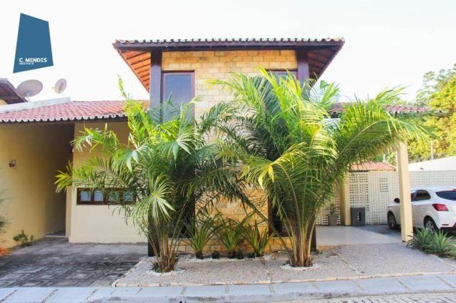 Casa com 4 dormitórios, mobiliada, para alugar, 112 m² por R$ 2.500/mês - Lagoa Redonda -  - Foto 3