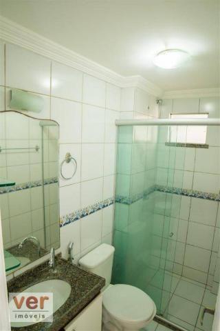 Apartamento à venda, 56 m² por R$ 260.000,00 - José de Alencar - Fortaleza/CE - Foto 14