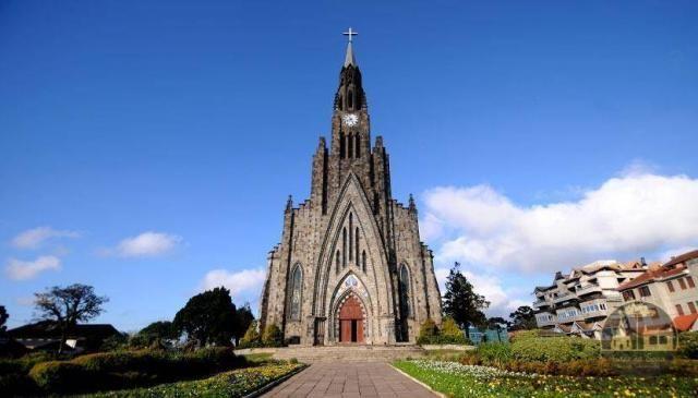 Terreno próximo a Catedral de Pedra, com excelente índice construtivo. Canela RS - Foto 10