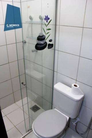 Casa com 4 dormitórios, mobiliada, para alugar, 112 m² por R$ 2.500/mês - Lagoa Redonda -  - Foto 11