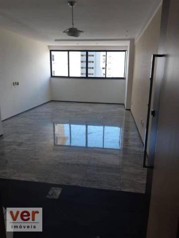 Apartamento à venda, 91 m² por R$ 359.000,00 - Cocó - Fortaleza/CE - Foto 5