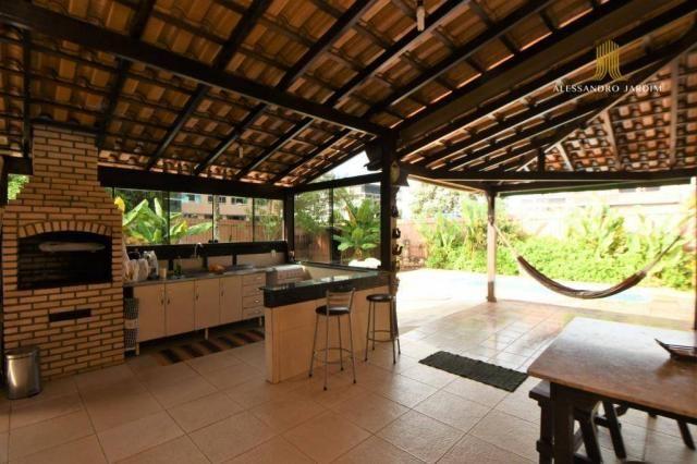 Linda casa c/ piscina e churrasqueira em Brasília (Asa Norte) 5 quartos - Foto 3